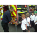 A talk from the fire brigade