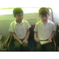 We are learning to count in 10s
