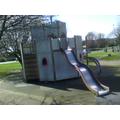 Castle slide...