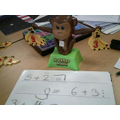 I can solve simple sums