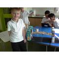 We built our bridges!