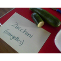 Courgette/Zucchini has a lot of Vitamin C