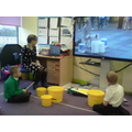 We find out about bucket drumming on You Tube