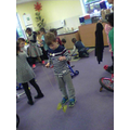 We learned some circus skills!