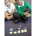 We made some more number sentences