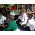 We are using talk partners to help generate ideas