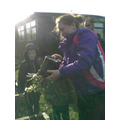 Mrs Stokes showed us the roots!