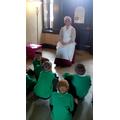 Meeting Mr Pickford's servant