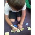 I can write numbers too!