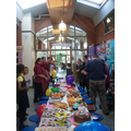 Pictures from a previous fantastic cake sale...