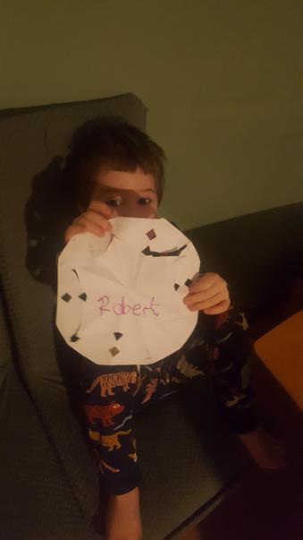Robert's snowflake