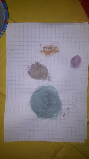 Yaqoob's paint mixing