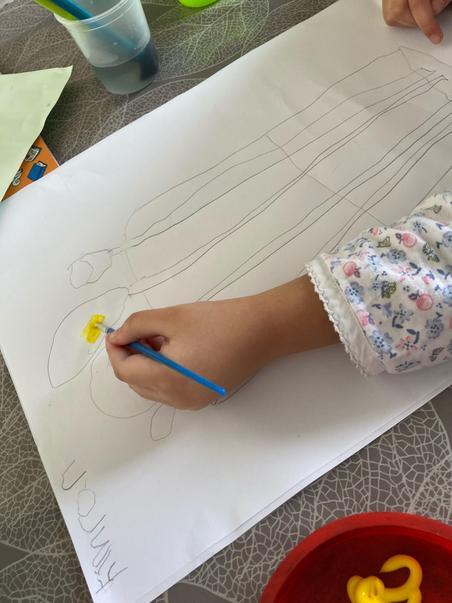 Kimran's painting