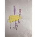 A unicorn - Charlotte