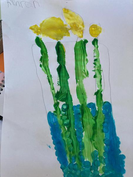 Kimran's daffodils