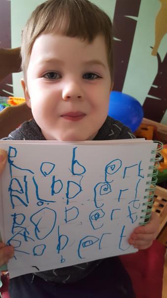 Robert's fantastic writing