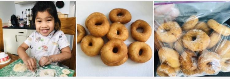 Yummy donuts Debbie