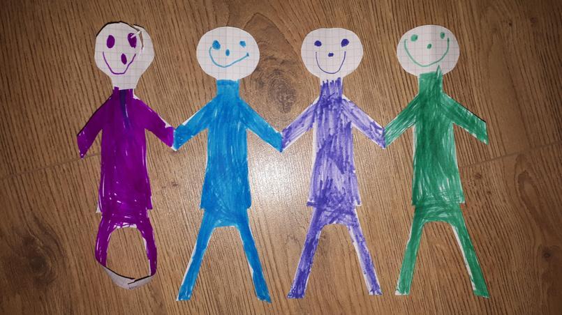 Yaqoob's paper dolls