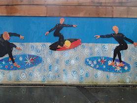Surf Art.