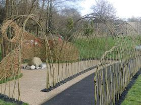 Willow installation.