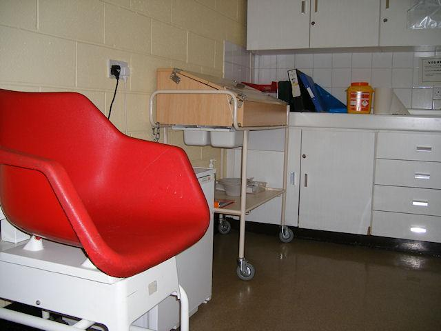 One of the Nurses' Rooms