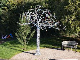 Tree of Life Sculpture.