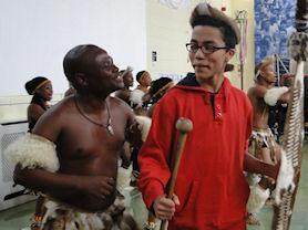 Zulu workshops.