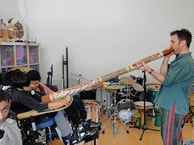 Didgeridoo Workshops.