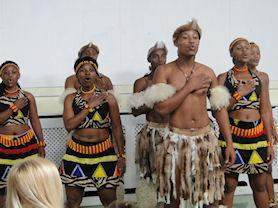 The Lions of Zululand.
