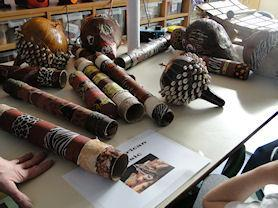African instruments project.