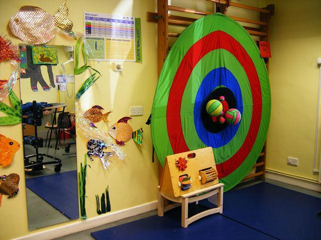 Physio Treatment Room