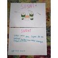 Alfie's sushi