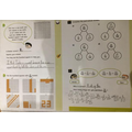 Eve has been busy partitioning fractions.