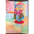 Ruby-Joy's art inspired by Romero Britto!