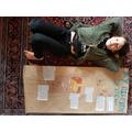 Isla's digestive system