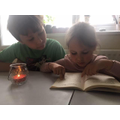We love seeing you read with your siblings!