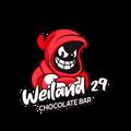Weiland's chocolate bar logo!