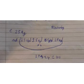 Daisy has been using the bar model to solve scaling problems.