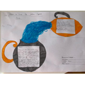 Ebony's beautifully presented potion with time conjunctions and imperative verbs.