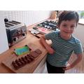 Some more creative chocolate making!