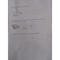 Thomas has worked hard on long multiplication and has remembered to use place holders.