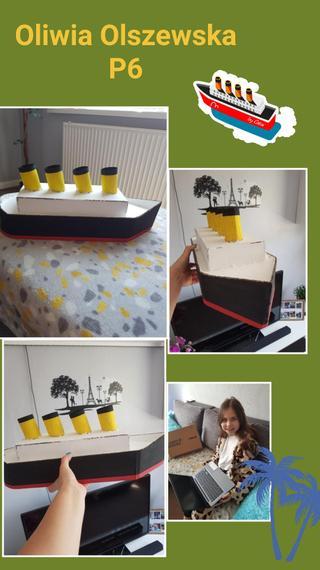Oliwia's wonderful project