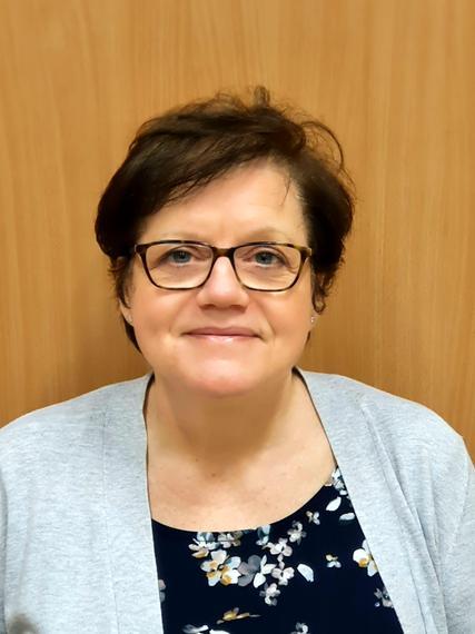 Mrs McBride - Senior Clerical Officer