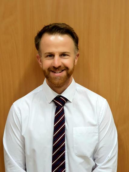 Mr Gullen - P6 Teacher