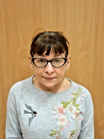 Mrs Johnston - P3 Teacher