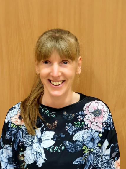Mrs Hamilton - P1 Teacher