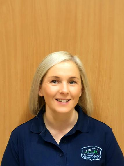 Mrs McCune - P4 SEN Classroom Assistant