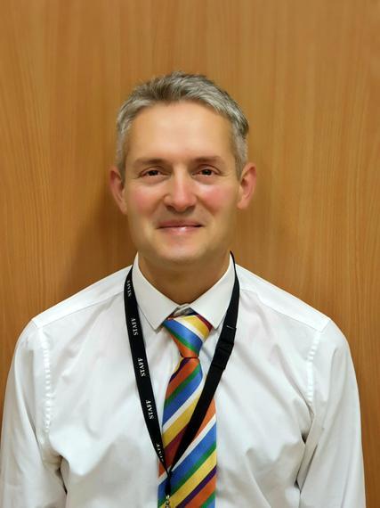 Mr Ryden - P7 Teacher