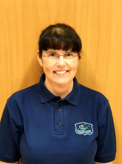 Mrs Hughes - P1 Classroom Assistant