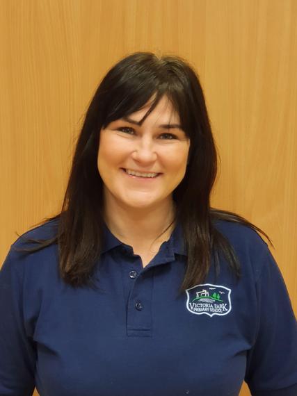 Mrs Rea - P2 SEN Classroom Assistant